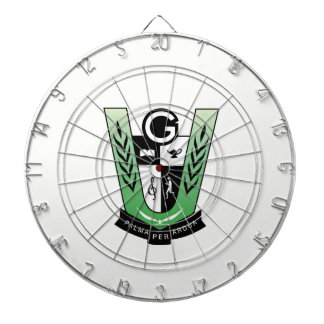 GGMSS 60th Alumni Reunion Crest Dart Board