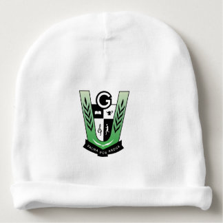 GGMSS 60th Alumni Reunion Crest Products Baby Beanie