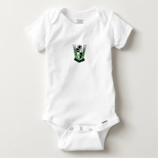GGMSS 60th Alumni Reunion Crest Products Baby Onesie