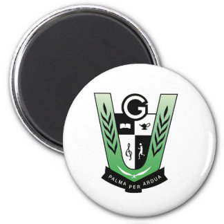 GGMSS 60th Alumni Reunion Crest Products Magnet