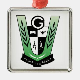 GGMSS 60th Alumni Reunion Crest Products Metal Ornament