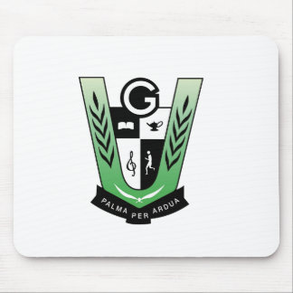 GGMSS 60th Alumni Reunion Crest Products Mouse Pad
