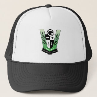 GGMSS 60th Alumni Reunion Crest Products Trucker Hat