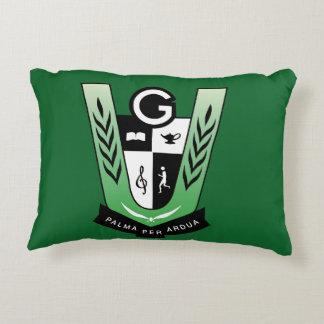 GGMSS Yearbook/Crest Lumbar Pillow