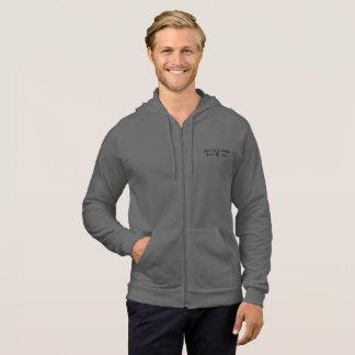 GGW zipper hoodie