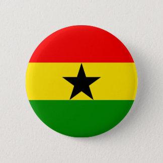 Ghana 2 Inch Round Button