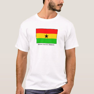 Ghana Accra LDS Mission T-Shirt