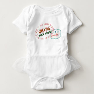 Ghana Been There Done That Baby Bodysuit