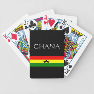 Ghana Bicycle Playing Cards
