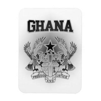 Ghana Coat of Arms Magnet