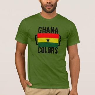 Ghana Colors T-Shirt