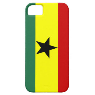 Ghana country long flag nation symbol republic iPhone 5 case
