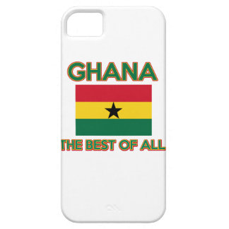 Ghana Design iPhone 5 Covers