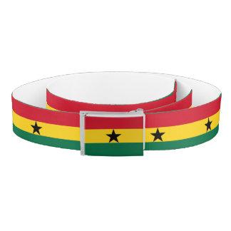 Ghana Flag Belt