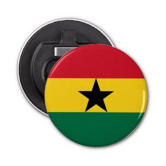 Ghana Flag Bottle Opener