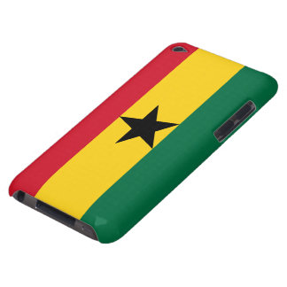 Ghana Flag iPod Touch Cases