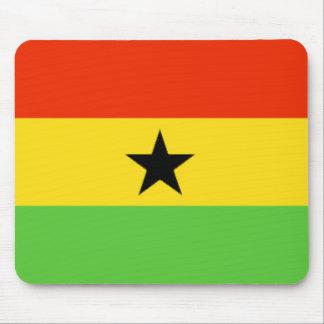 Ghana Flag Mousepad