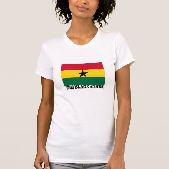 "Ghana Flag ""The Black Stars"" T-Shirt"