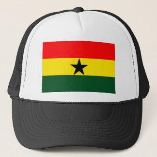 GHANA FLAG TRUCKING CAP