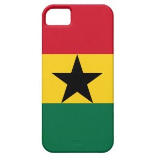 Ghana – Ghanaian Flag iPhone 5 Covers