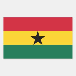Ghana/Ghanaian Flag Sticker