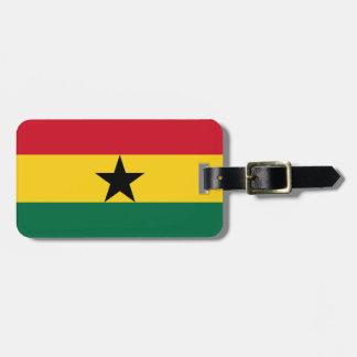 Ghana Luggage Tag