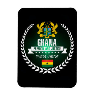 Ghana Magnet