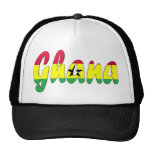 Ghana Mesh Hats