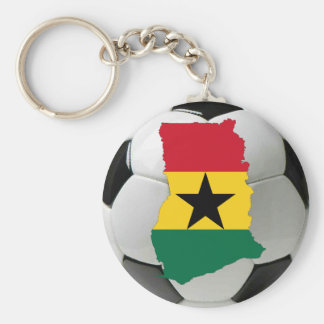 Ghana national team keychain