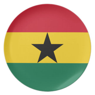 Ghana Plate