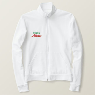 Ghana Region/State, Allstar Track suit Embroidered Jackets