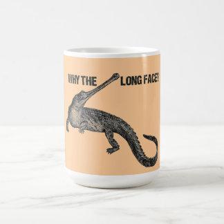 Gharial Humor Coffee Mug