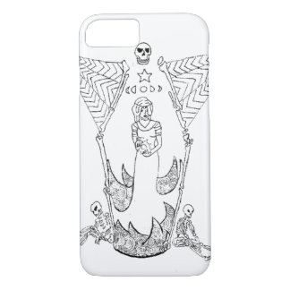 Ghastly Goddess Phone Case