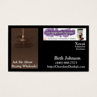 GHC Weight-Loss Biz Card