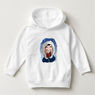 Ghenny the Littlefeet - Toddler Pullover Hoodie