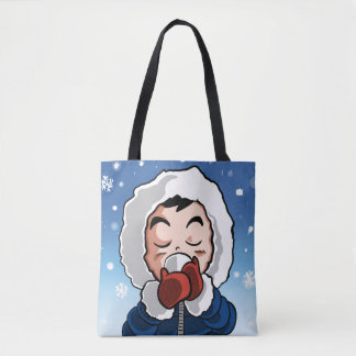 Ghenny the Littlefeet - Tote Bag