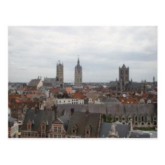 Ghent Postcard