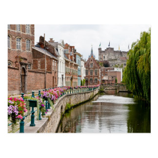 'Ghent' postcard