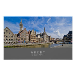 Ghent Poster