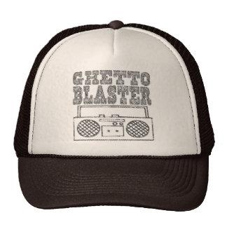 Ghetto Blaster-Hat Trucker Hat