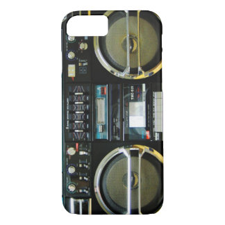 Ghetto Blaster - iPhone 7 case