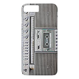 GHETTO BLASTER iPhone 7 PLUS CASE