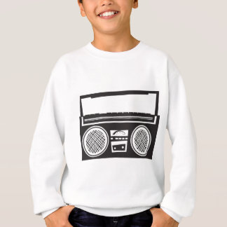 Ghetto Blaster Sweatshirt