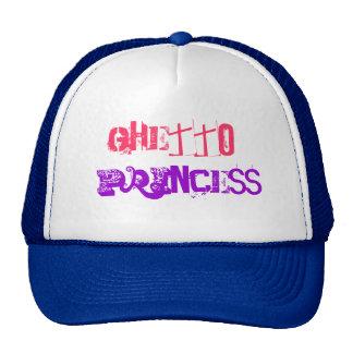 GHETTO PRINCESS TRUCKER HAT