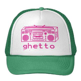 ghetto trucker hat