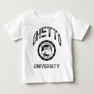 Ghetto University Baby T-Shirt