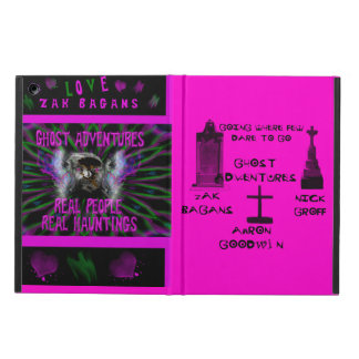 Ghost Adventures iPad Air Covers
