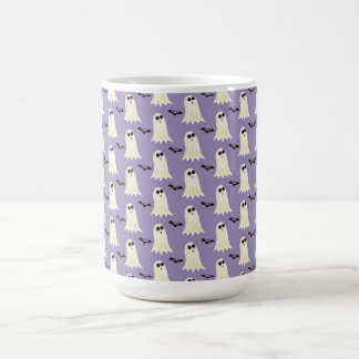 Ghost and Bats Coffee Mug