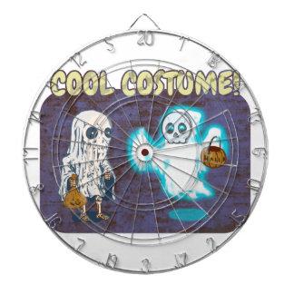 Ghost and Skeleton Costume Dartboard