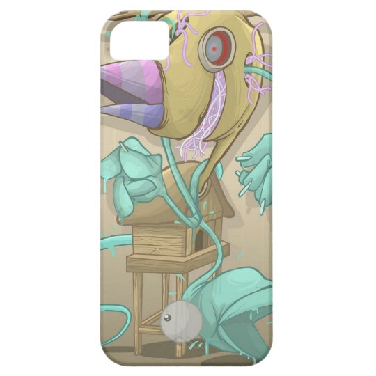 Ghost Animal Case For The iPhone 5